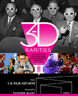 3-D Rarities Volume II