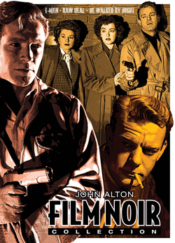 John Alton Film Noir Collection
