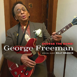 George Freeman - Geaorge The Bomb