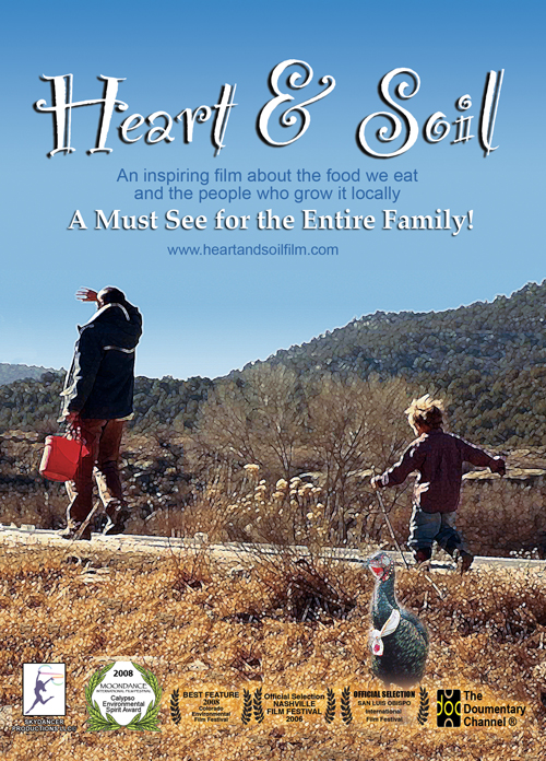 Heart & Soil DVD Cover