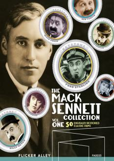 THE MACK SENNETT COLLECTION, VOL. 1