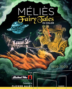 Melies Fairy Tales in Color