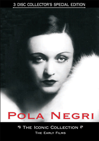 Pola Negri Iconic Collection