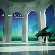 George Flynn piano alone