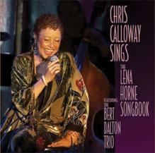 Chris Calloway Sings The Lena Horne Songbook