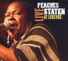 Peaches Staten Live At Legends