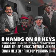 Chicago Blues Piano Masters
