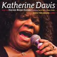 Katherine Davis Rock This House - Live!