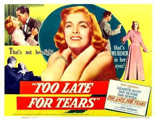 Demasiado Tarde Para Lágrimas | 1949 | VOSE | MEGA