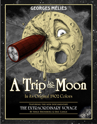Georges Méliès' A Trip to the Moon (1902) and The Extraordinary Voyage (2011)